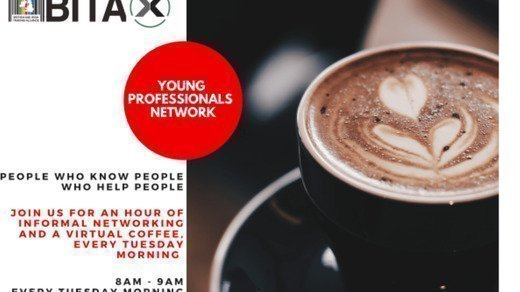 Weekly Virtual Coffee Networking with BITAx