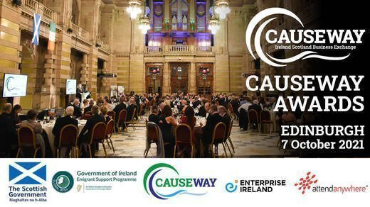 Ticket Sales Now Open for Causeway Awards 2021