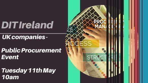 DIT Ireland - Public Procurement Event