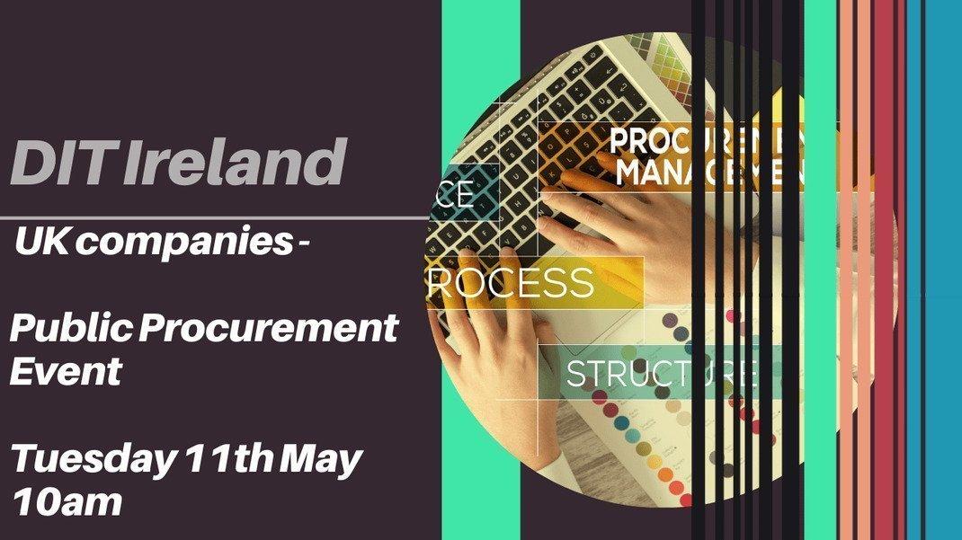 DIT Ireland - Public Procurement Event