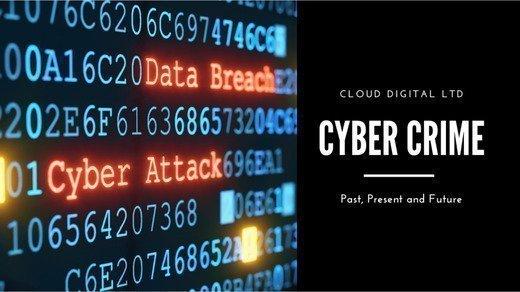 Cyber Crime -  Past, Present and Future