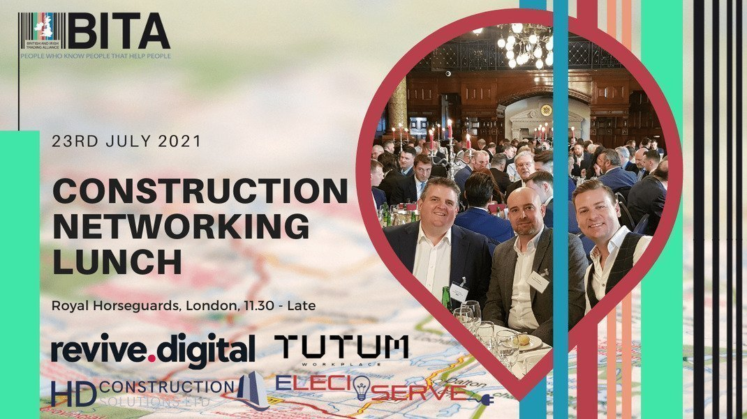 London Construction Networking Lunch