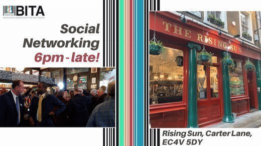 London Chapter - Monthly Social Networking at The Rising Sun