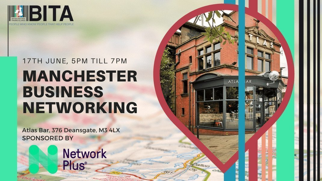 Manchester Chapter - Social Networking at the Atlas Bar Manchester (Sponsored by Network Plus Services Ltd)