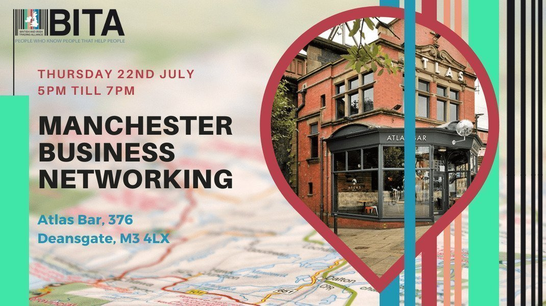 Manchester Chapter - Social Networking at the Atlas Bar Manchester