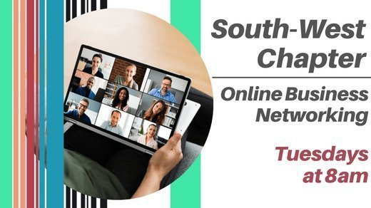 BITA Weekly Business Networking - Hosted by South West Chapter
