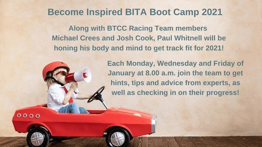 BITA Boot Camp 2021 - Mondays, Wednesdays and Fridays through January
