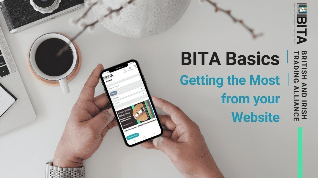 BITA Basics - Getting the Best from your Website, Session 3