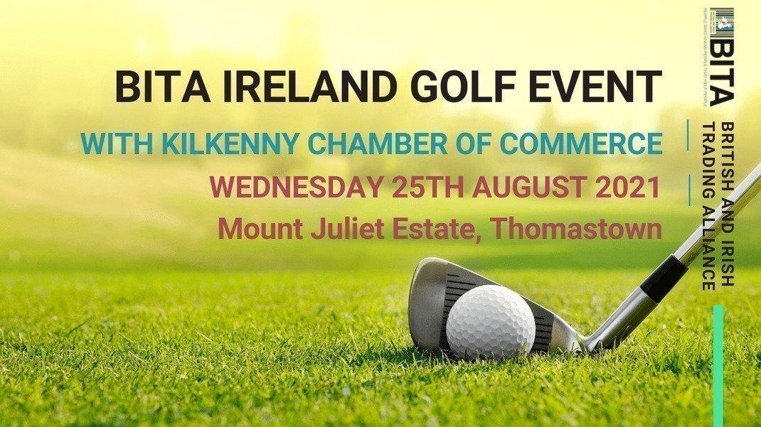 Kilkenny Chamber Golf Challenge in Mount Juliet