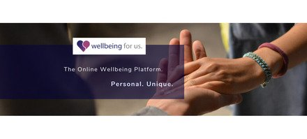 wellbeing for us.