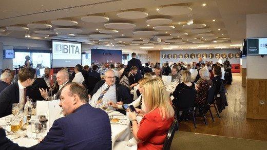 BITA make their prestigious events Covid Secure with Tutum Workplace.