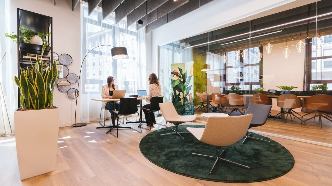 How to Create an Enticing CoWorking Space