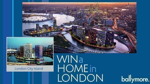 Win a Home in London!
