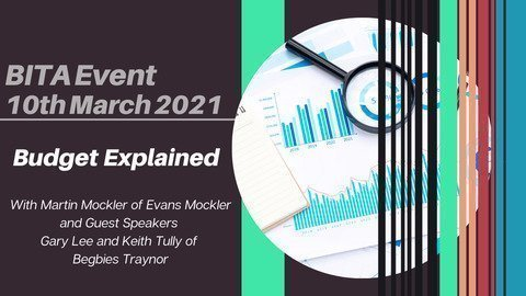 Budget 2021 Explained with Martin Mockler and Guests